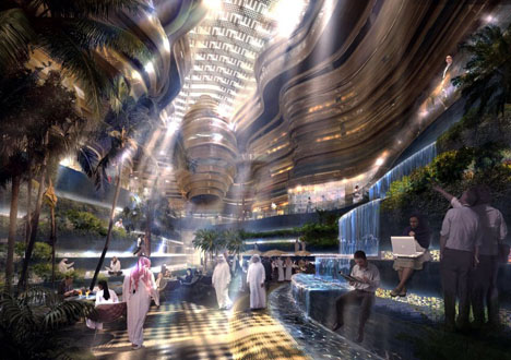 UAE pavilion and its future in Masdar city