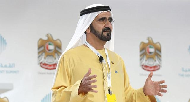HH SHAIKH MOHAMMAD BIN RASHID AL MAKTOUM heads towards changes: the UAE is a young country