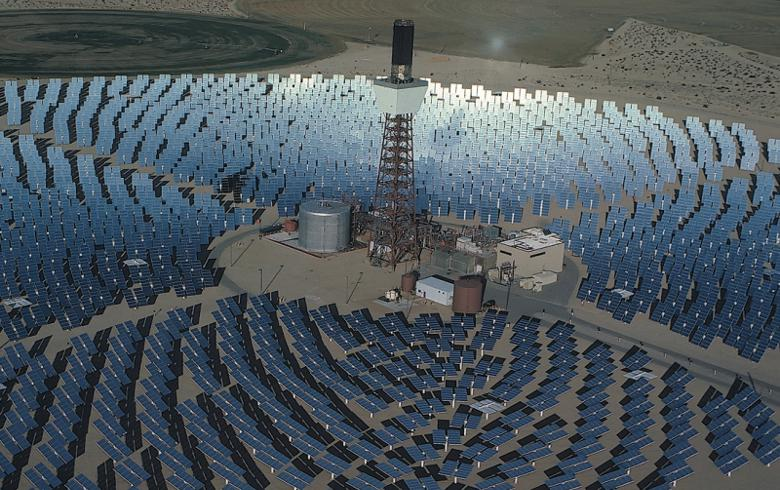 Photovoltaic system: take a look at the world's largest plant