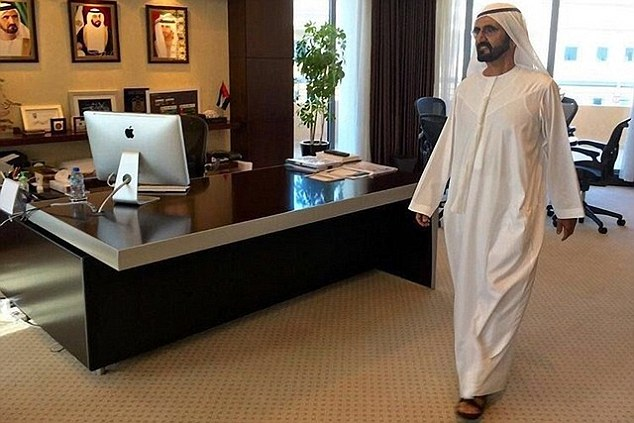 Dubai's ruler sacked 9 senior officials: they weren't at work at 7:30 a.m.