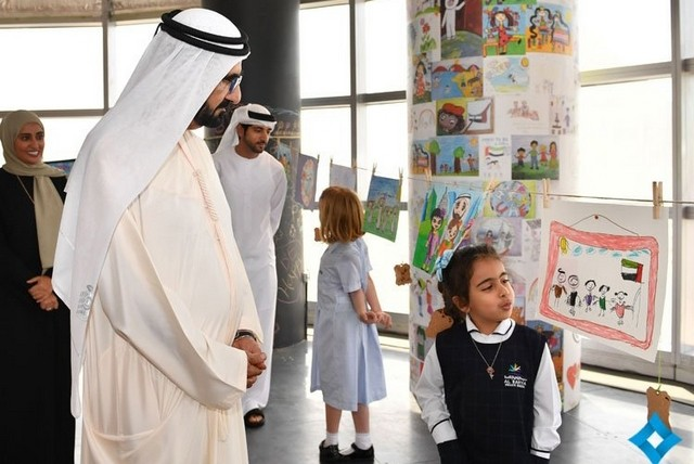 Sheikh Mohammed hails UAE progress on happiness programme