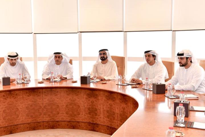 New strategy to shape UAE's future presented by Sheikh Mohammed