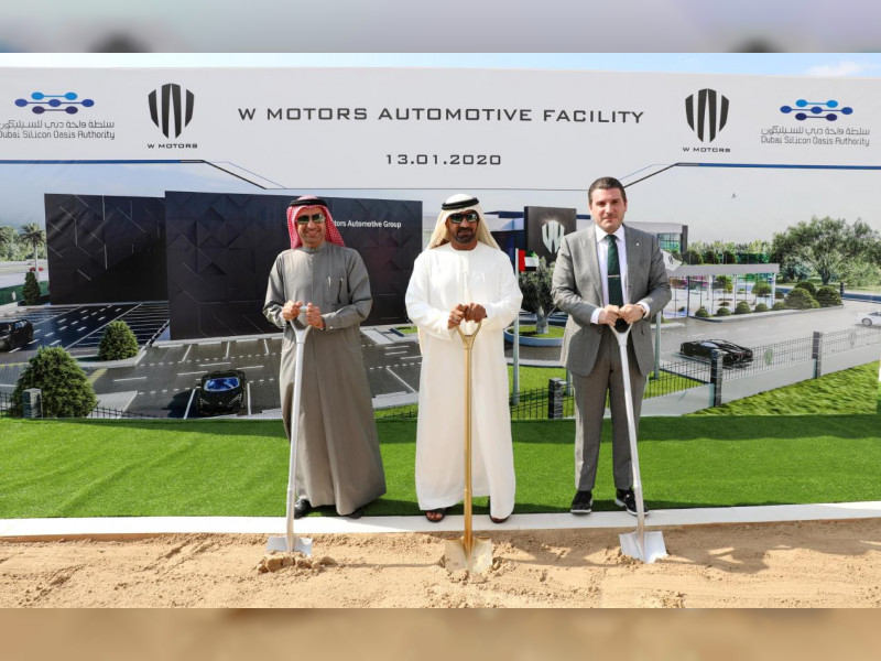 MENA's first automotive facility