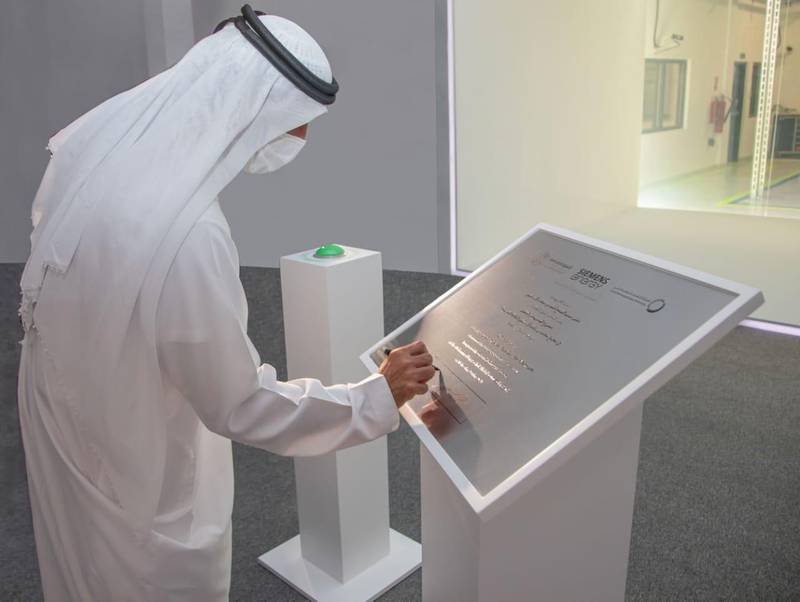 New Green Hydrogen Project launched in occasion of Expo 2020 Dubai.